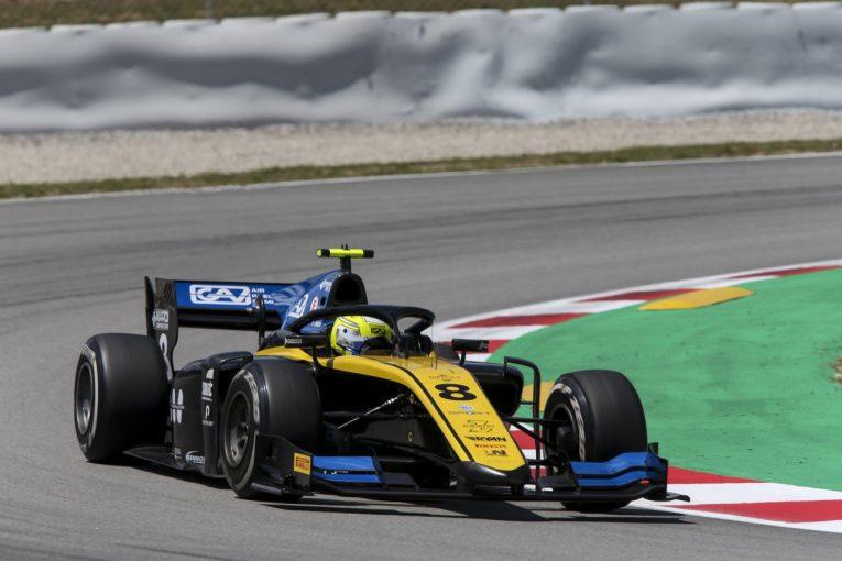 海外レース他 | 【順位結果】FIA-F2第3戦スペイン予選