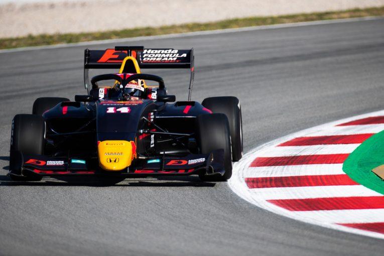 海外レース他 | 【順位結果】FIA-F3第1戦スペイン予選