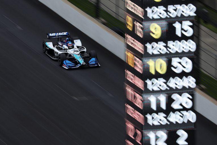 海外レース他 | 【順位結果】インディカー・シリーズ第5戦インディカーGP予選