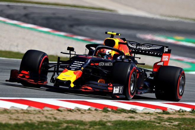 2019年F1第5戦スペインGP ピエール・ガスリー(レッドブル・ホンダ)