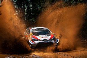 ラリー/WRC | 【順位結果】2019WRC第6戦チリ SS6後