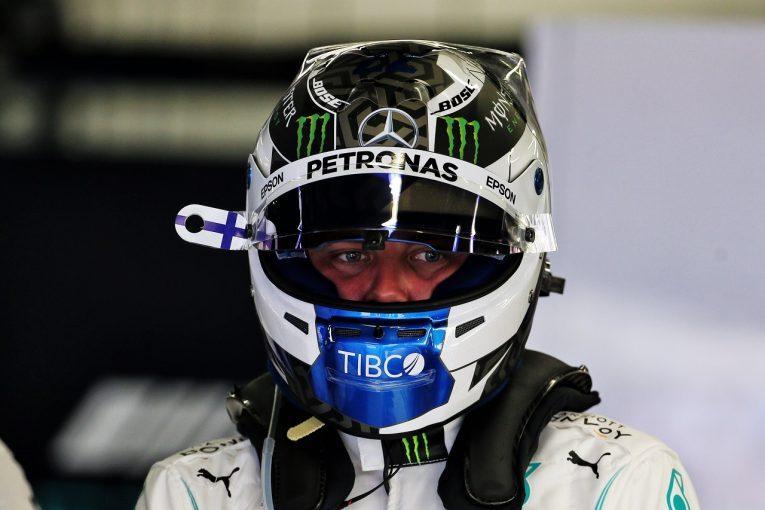 F1 | ボッタス、トラブル発生も初日最速「冬季テストの時とは大違い。マシンパフォーマンスが格段によくなった」:メルセデス F1スペインGP金曜