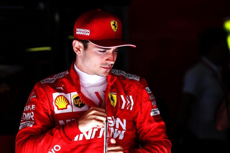 F1 | ルクレール「新パッケージの力をまだ引き出せていないが、冬季テスト時より進歩しているのは間違いない」:フェラーリ F1スペインGP金曜