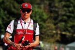F1 | ライコネン「さまざまな問題に直面した一日。予選に向け改善すべきことが多い」:アルファロメオ F1スペインGP金曜