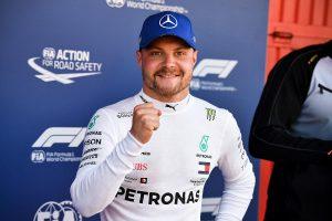 F1   F1第5戦スペインGP予選:別格の速さを見せつけたボッタスがポールポジション。ホンダPU勢は3台がQ3進出