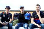 2019年F1第5戦スペインGP MotoGPライダーのマルク・マルケスが訪問