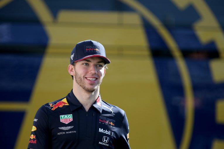 F1 | ガスリー予選6番手「フェラーリとは思いのほか僅差。決勝での勝負が楽しみ」:レッドブル・ホンダ F1スペインGP土曜