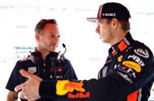 F1   レッドブル代表「もう少しでフェラーリ2台に勝てそうだった。ポジティブな予選」:F1スペインGP土曜