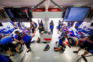 F1   ホンダF1本橋CEインタビュー:クビアトの予選9番手に、「戦力的には拮抗状態の中で戦えている」と評価