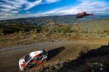 ラリー/WRC | 【順位結果】2019WRC第6戦チリ SS12後
