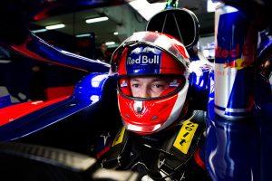 F1   クビアト予選9番手「2戦連続でQ3進出。予選パフォーマンスが向上してきている」:トロロッソ・ホンダ F1スペインGP土曜