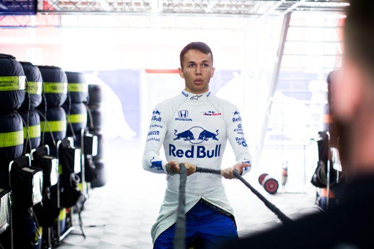 F1 | アルボン予選12番手「ミスをしすぎてQ3に進めず。レースペースの良さを生かして決勝で挽回したい」:トロロッソ・ホンダ F1スペインGP土曜