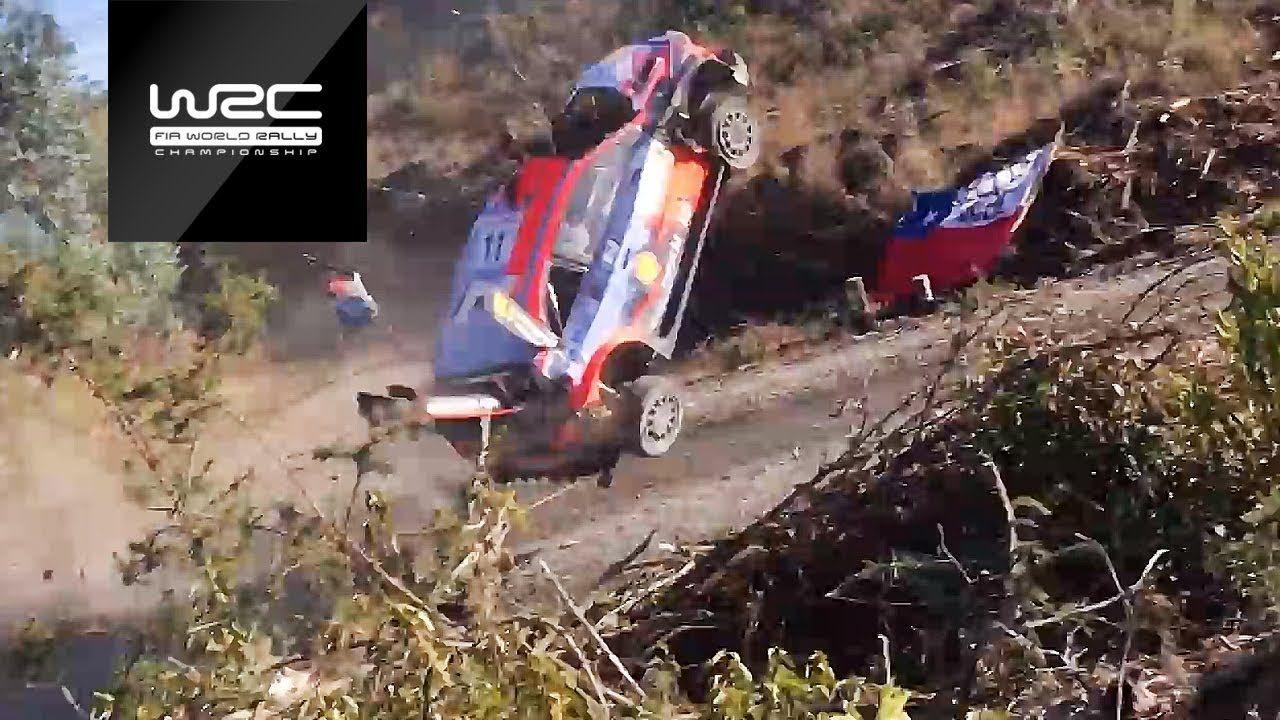 WRCチリ:トヨタのタナクが30秒リードで首位堅持。WRC2勝田貴元がクラストップへ浮上