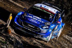 ラリー/WRC | テーム・スニネン(フォード・フィエスタWRC)