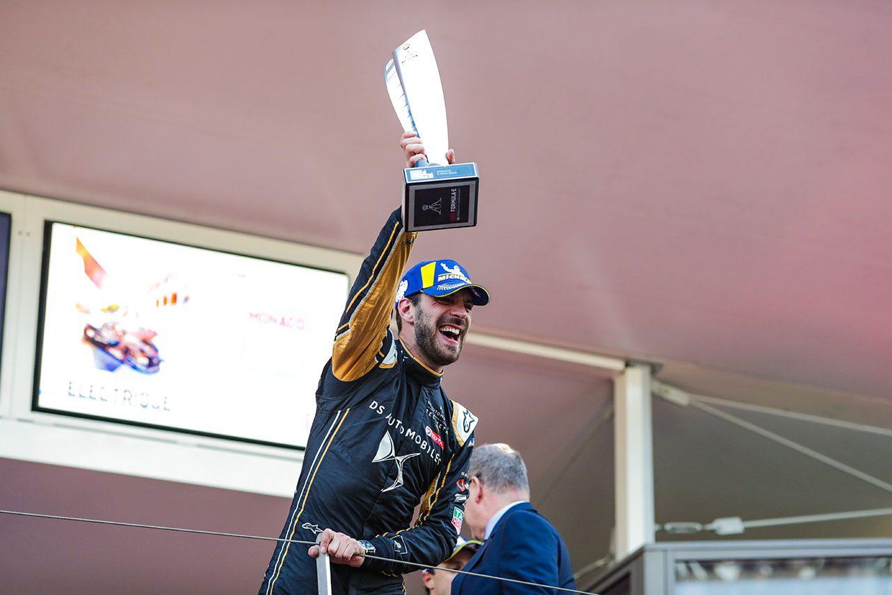フォーミュラE第9戦モナコE-prix:ベルニュがレースを制圧しポイントリーダーに。マッサは初表彰台