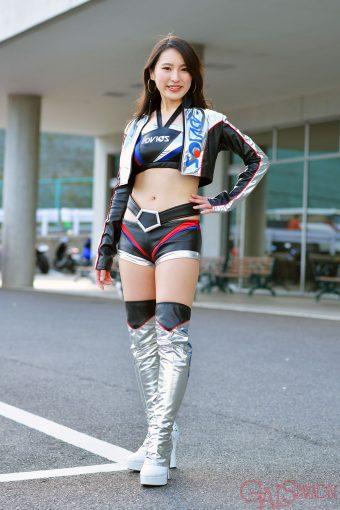 レースクイーン | 谷美奈(ADVICS Ladies)