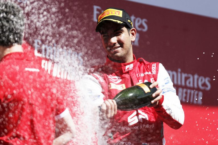 海外レース他 | FIA-F3第1戦スペイン レース2:ダルバラが優勝。角田と名取は順位を上げるも入賞ならず
