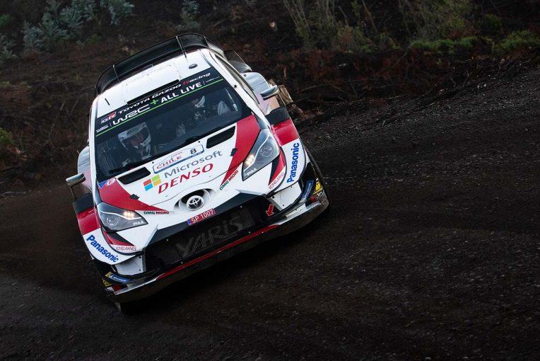 ラリー/WRC | 【順位結果】2019WRC第6戦チリ 暫定総合