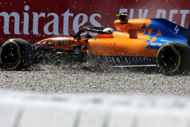 2019年F1第5戦スペインGP ランド・ノリス(マクラーレン)