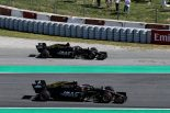 2019年F1第5戦スペインGP ロマン・グロージャンとケビン・マグヌッセンのバトル