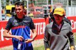 2019年F1第5戦スペインGP アレクサンダー・アルボン、ランド・ノリス