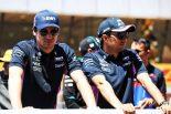 2019年F1第5戦スペインGP ランス・ストロール、セルジオ・ペレス