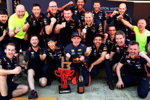 F1   ホンダ田辺TD「4台入賞は逃したが今季2度目の表彰台はうれしい結果。メルセデスに追いつくため、さらに開発を続ける」:F1スペインGP日曜
