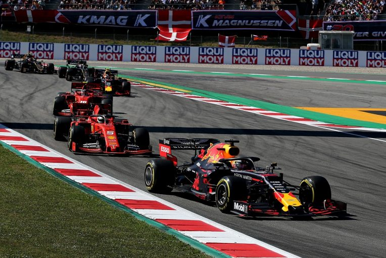 F1 | レッドブル、3位&6位でダブル入賞「フェルスタッペンが驚異的な走りでフェラーリに競り勝った。次はメルセデスと戦いたい」と代表:F1スペインGP日曜
