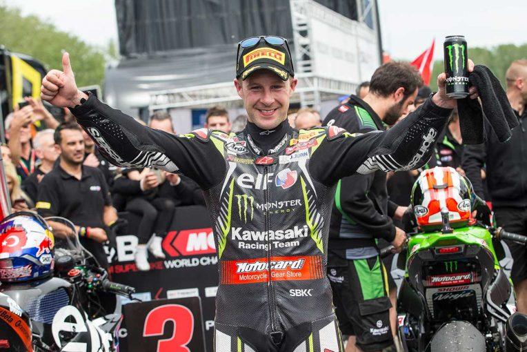 MotoGP | SBK第5戦イモラ:レイが今季初優勝飾るもレース2は降雨で中止。WSSは大久保が自己ベストの4位