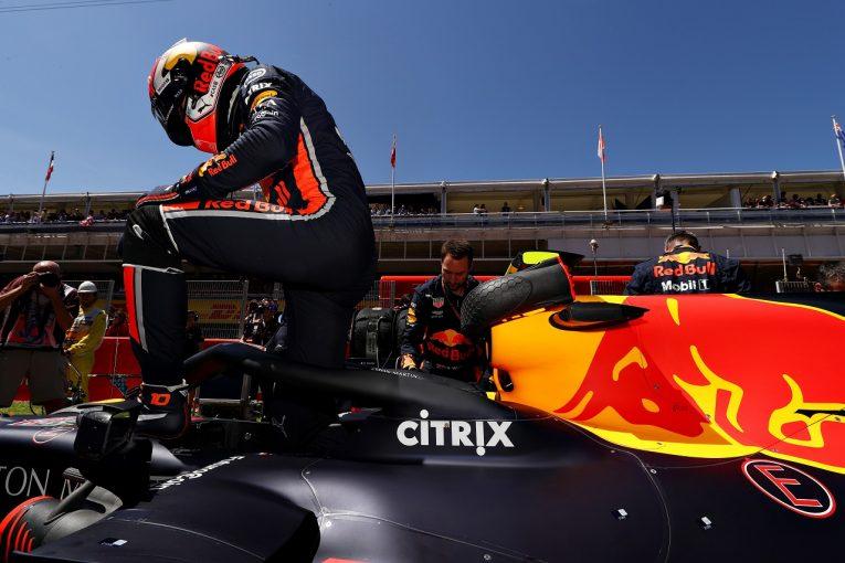 F1 | ガスリー6位「ルクレールといいバトルができた。今後のレースがますます楽しみ」:レッドブル・ホンダ F1スペインGP日曜