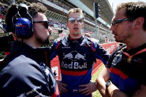 F1   クビアト9位「ピットストップでのミスがなければ7位だったかもしれない」:トロロッソ・ホンダ F1スペインGP日曜