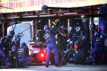 F1 | トロロッソ代表、ピットストップでの手痛いミスを説明「無線の問題で正しいタイヤが用意されていなかった」:F1スペインGP日曜