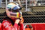 F1 | ベッテル4位「1コーナーにすべてを賭けて、結局表彰台を失った。フェルスタッペンを抜くチャンスはなかった」:フェラーリ F1スペインGP日曜