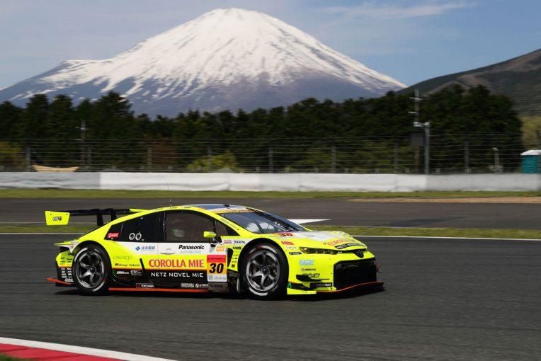 スーパーGT | 30号車TOYOTA GR SPORT PRIUS PHV apr GT 2019スーパーGT第2戦富士 レースレポート