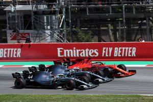F1   ボッタスがポールポジションから2位「クラッチのトラブルで後退。努力が報われず本当にがっかり」:メルセデス F1スペインGP日曜