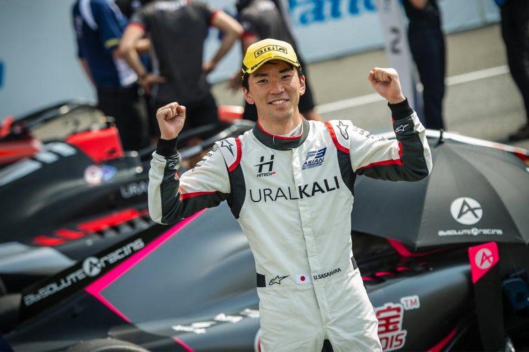 海外レース他 | FIA-F3アジア:笹原右京がブリーラム戦も2勝。ドゥーハンに対し選手権でリードを築く