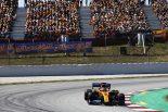 F1   サインツJr、母国で8位「激戦の末のポイントフィニッシュ。応援してくれたファンの皆に感謝したい」:マクラーレン F1スペインGP日曜