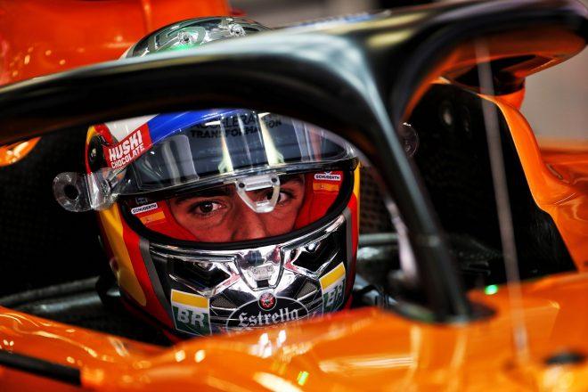 2019年F1第5戦スペインGP カルロス・サインツJr.(マクラーレン)
