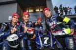 MotoGP | YARTヤマハがEWCスロバキア8時間を2年連続で制す。スズキ耐久チームが2位でランキングトップ浮上
