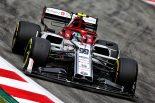 F1 | 2019年F1第5戦スペインGP アントニオ・ジョビナッツィ(アルファロメオ・レーシング)