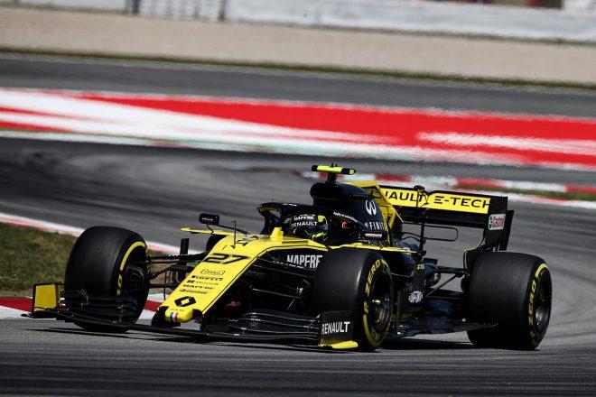 2019年F1第5戦スペインGP ニコ・ヒュルケンベルグ(ルノー)