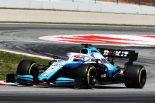 F1 | 2019年F1第5戦スペインGP ジョージ・ラッセル(ウイリアムズ)