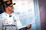 F1 | 「ハミルトンとの契約交渉ではフェラーリ移籍が話題に上がった」メルセデスF1代表、直近の話し合いを明かす
