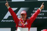 F1 | 2004年F1第10戦フランスGP ミハエル・シューマッハー(フェラーリ)