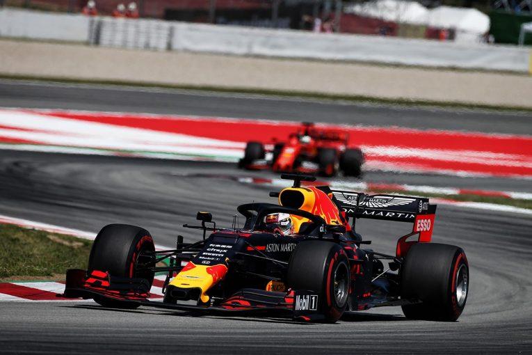 F1 | レッドブル・ホンダ、低速域で強さを発揮したメルセデスF1には劣るも「フェラーリに打ち勝つペースがあった」