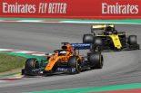F1 | マシンバランスに悩みつつもポイント獲得ができたのは「セーフティカーのおかげ」とサインツJr.