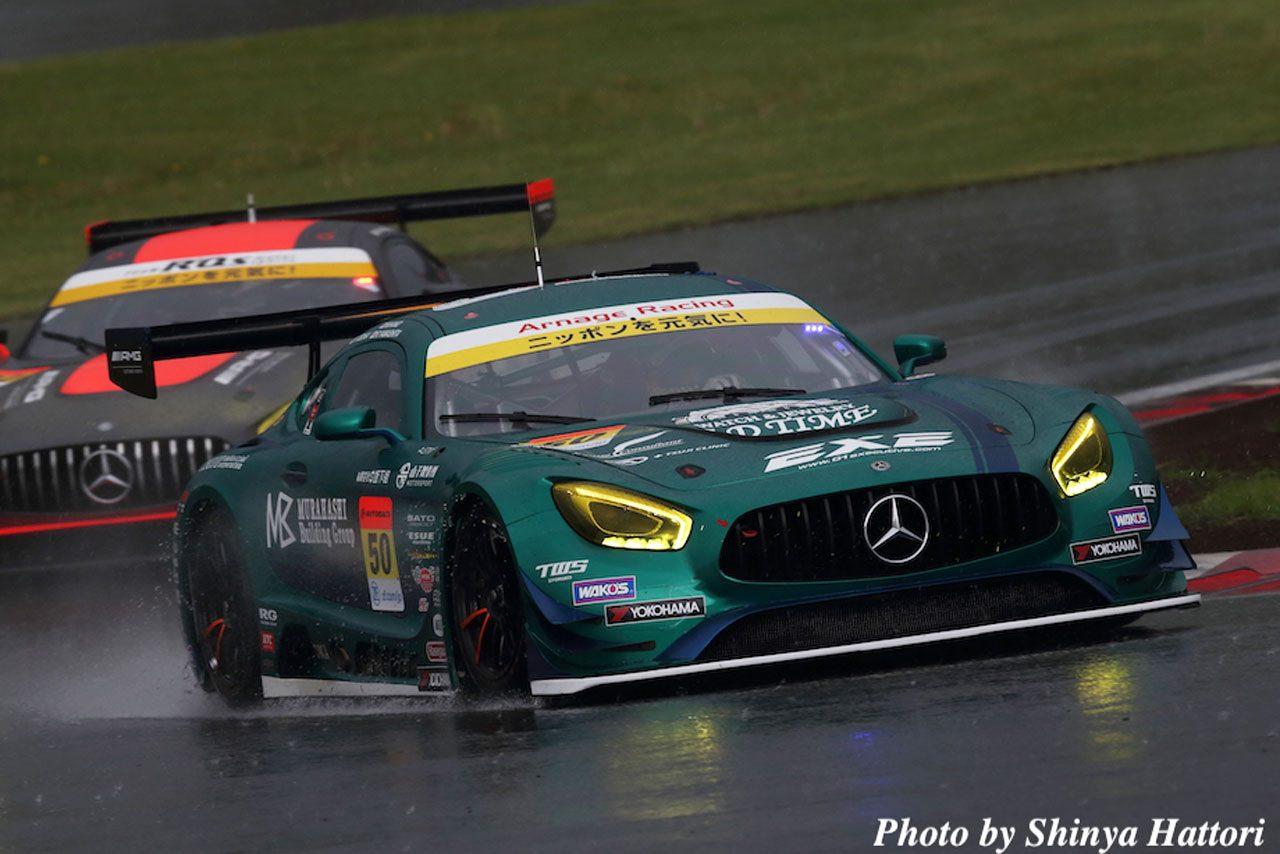 Arnage Racing 2019スーパーGT第2戦富士 レースレポート