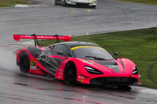 Mclaren Customer Racing Japanのマクラーレン720S GT3