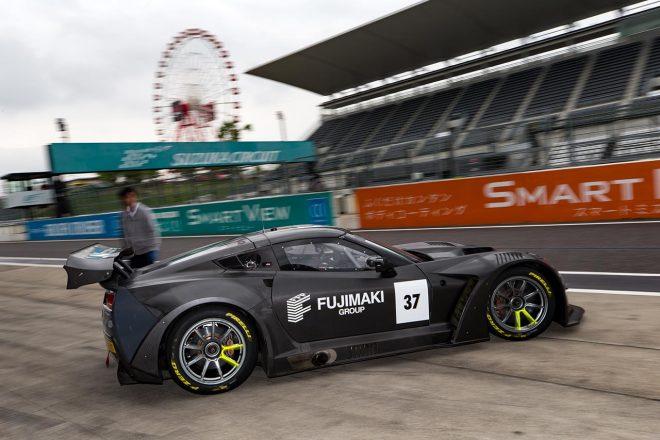 Callaway Competition with BINGORACINGのキャラウェイ・コルベットC7 GT3R