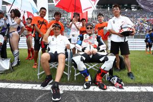 MotoGP | 2018年はマシントラブルが発生するも完走を果たし、54位でチェッカーを受けたホンダ・ドリームRT桜井ホンダ